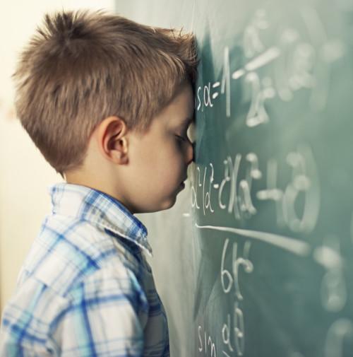 math struggles