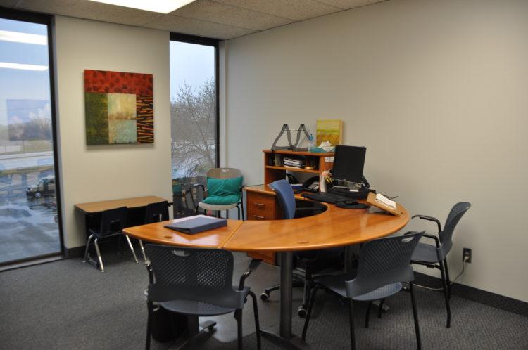 Testing & Consultation Room